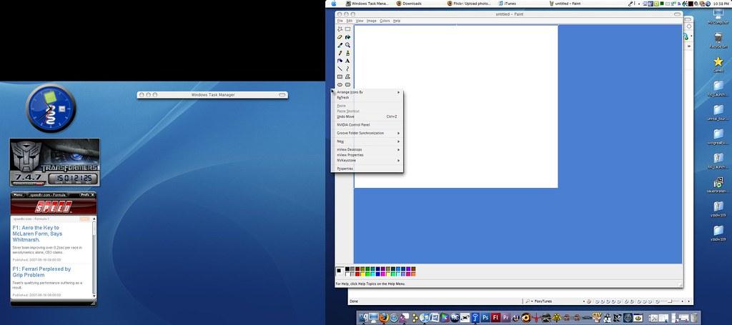 osx desktop