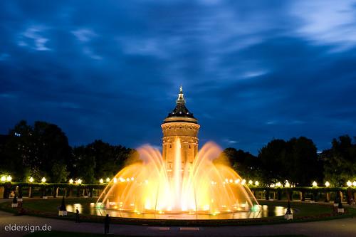 Mannheimer Brunnen