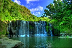 Talofofo Falls (harogi) Tags: blue green waterfall searchthebest hdr guam bluegreen herradura naturesfinest talofofofalls impressedbeauty superhearts harogi brpbesthdr2007 haroldherradura haroldgherradura c2007haroldgherraduraallrightsreserved