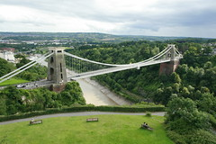Suspension Bridge in Bristol