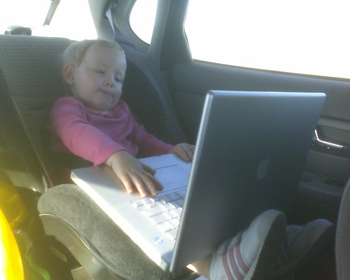 Emry using my Mac