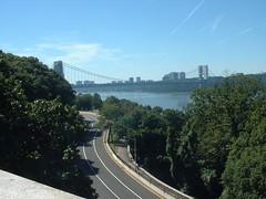 George Washington Bridge (neilramshaw) Tags: newyork hudsonriver georgewashingtonbridge