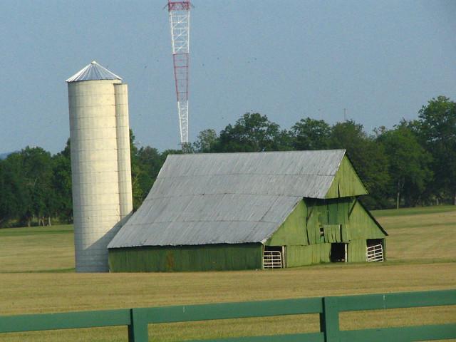 Cal Turner's barn
