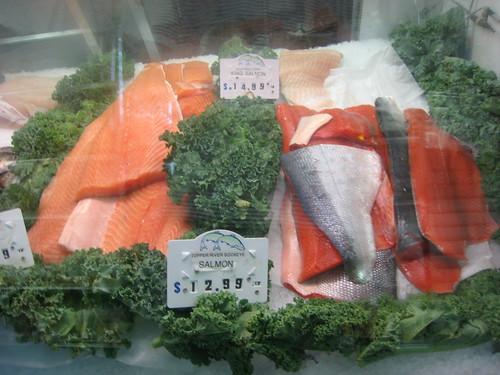 Coastal Seafoods Salmon