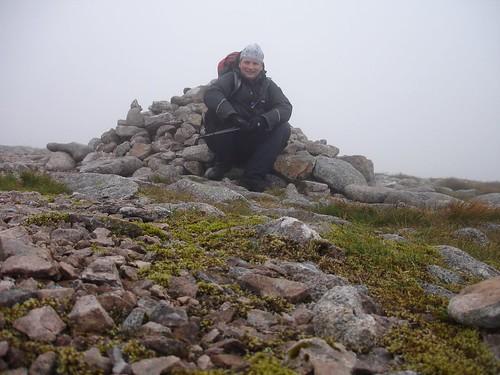Monadh Mor (1113m/3652ft)[Munro 43]