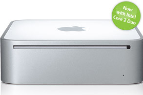 Mac Mini with Core 2 Duo