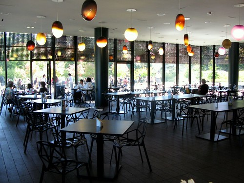 The De Young Cafe Dining Room