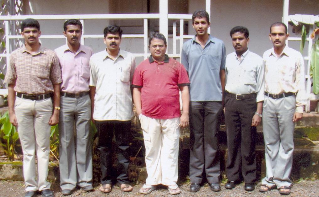 Niranjan: 30/08/2007 SP B.Dayananda with D.K.District Police ...