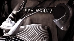 BMW R100/7 (jorge.correa) Tags: bmw motorcycle bmwr1007