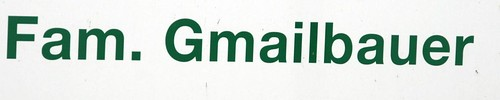 Familie Google Mailbauer