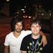 Sam Roberts et moi - Brandon, Manitoba