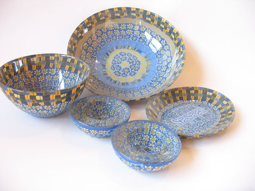 blue-yellow set