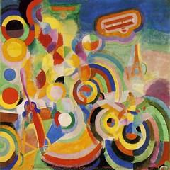 Robert_Delaunay_1914 Homage to Bleriot (cecy_investigacion) Tags: xx siglo metafsica