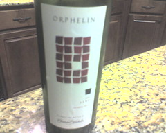Orphelin  Columbia Valley  Chateau Ste. Michel...