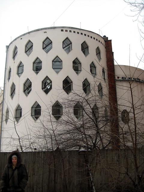 Melnikov House, Moscow / RU, 2009