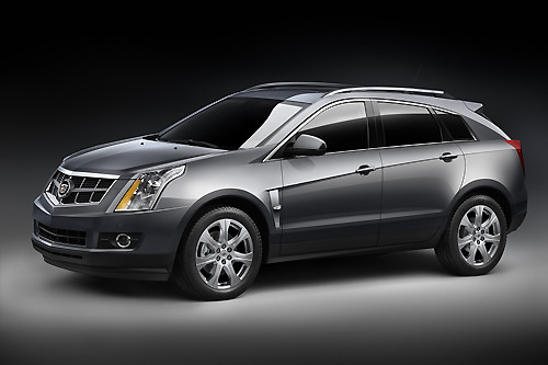2010 Cadillac SRX: a distinctive alternative for today's luxury crossover consumer,car, sport car