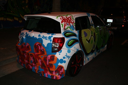 Scion Car Made Over / 1AM SF