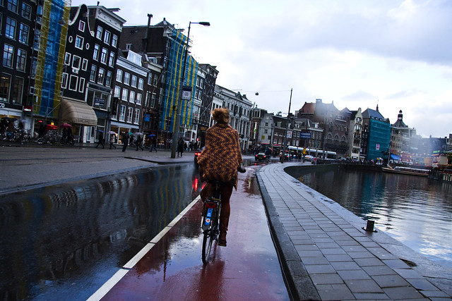 Amsterdam Cycle Chic - Marleen Canal