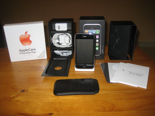 Vendo iPhone 3G 8GB