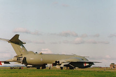 151093 RAF Marham (rob  68) Tags: show test up magazine for see nice cabin war gulf shot sweet aircraft july first victor part page end static k2 after sue 1991 28 slinky february granby pressure operation took which raf fairford handley scrapped 2011 iat marham hp80 151093 xh671