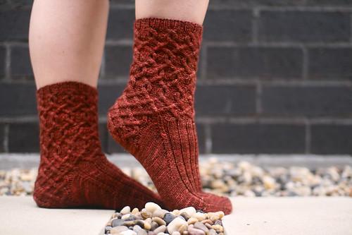 Jeanette's socks!