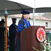 Terry Ballman Speaking at Commencement