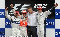 [運動] 2007年F1加拿大站 (1)