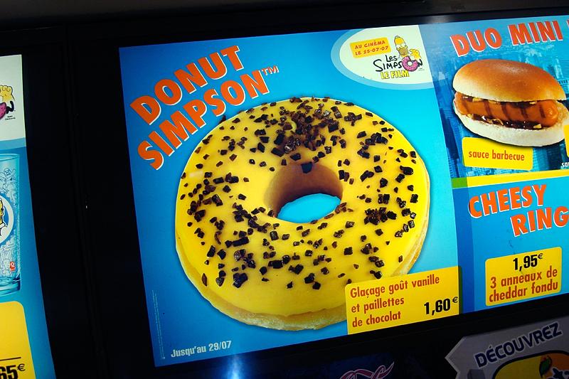 Donut-Simpson