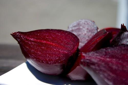 mmmm beets