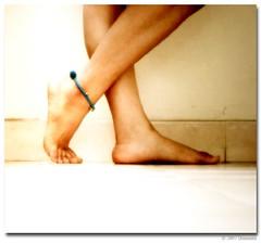 Happy Feet (Archana Ramaswamy) Tags: feet foot legs anklet happyfeet ramaswamy archana dementa archanaramaswamy
