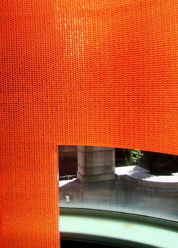Orange Wall 1