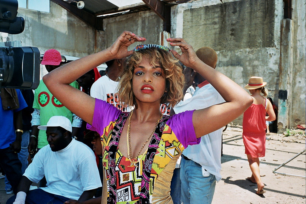Go see M.I.A.'s mash-up of dance, hip-hop, world music, pop and politics