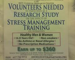 odd flyer (alist) Tags: poster flyer mit alist volunteer stress hormones 02139 robison alicerobison