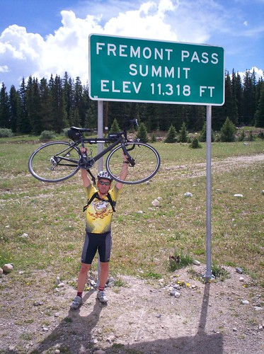 Fremont Pass Summit