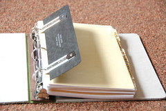 Address Book - another inside shot