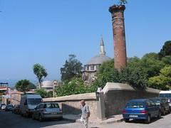 Sokollu Mehmet Paşa Camii (vue du nord-est) (cercamon) Tags: istanbul mosque cami estambul mosquée kadirga mimarsinan sokullu sokollumehmetpasha kadırga sokollumehmetpaşacamii sokollumehmetpaşa kadirgasokullumosque