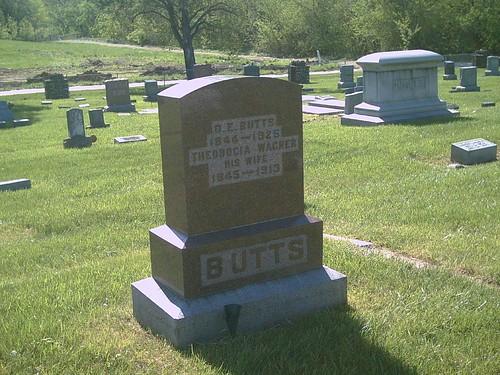 Demetrius E. Butts