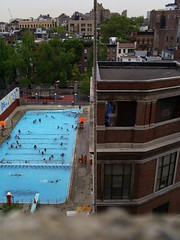 Carmine Street Pool by semarr, on Flickr