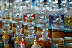 ittar anyone? (perplexedeyes) Tags: india perfume market mysore devarajursmarket