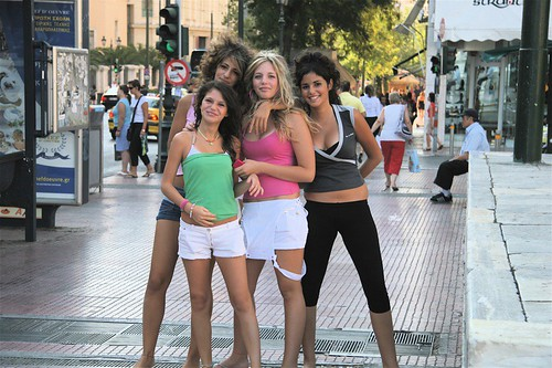 Greece Teens