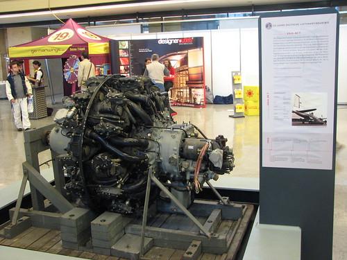 Doppelsternmotor ASch-82T