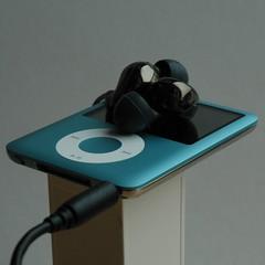 iPod Nano and Shure E500
