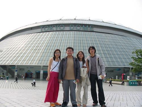Tokyo dome -  all