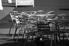 Tables and Chairs (harry.1967) Tags: uk wales britain gb llandudno andrewlee sooc canon400d focusman5 harry1967