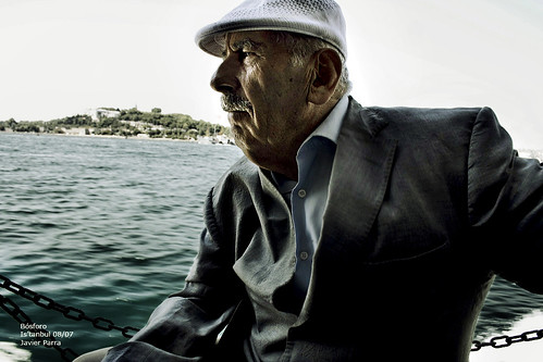 Old man by arteunporro, on Flickr