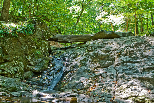 Patapsco Valley State Park Waterfall