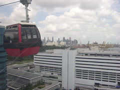 Singapore - Cable Car (storqmplus) Tags: hot singapore fareast humid