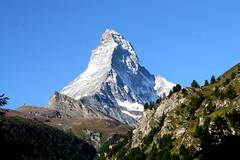 View from Zermatt, Switzerland. (suraark) Tags: switzerland matterhorn