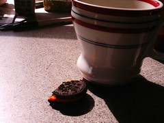 halloween oreos and africa kitamu (shebrews) Tags: halloween coffee mugs starbucks