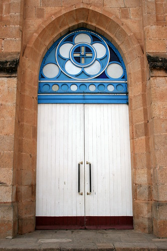 cathedral main door